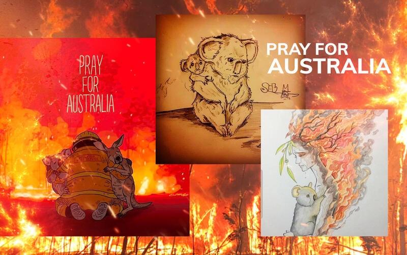 Chiêm bao thấy tranh nhà mình bị cháy
